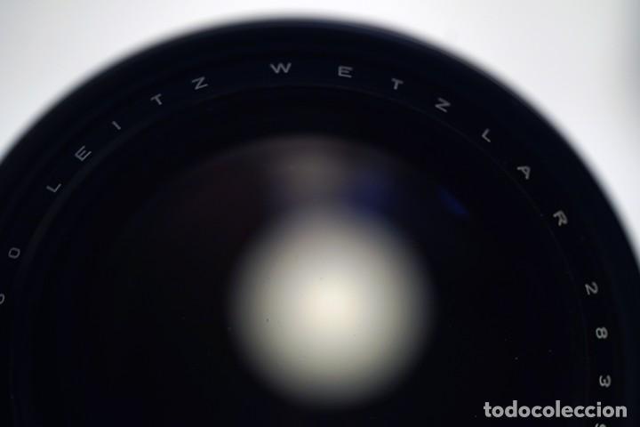 Cámara de fotos: OBJETIVO LEICA ELMARIT-R 180mm 2.8 - Foto 17 - 228187330