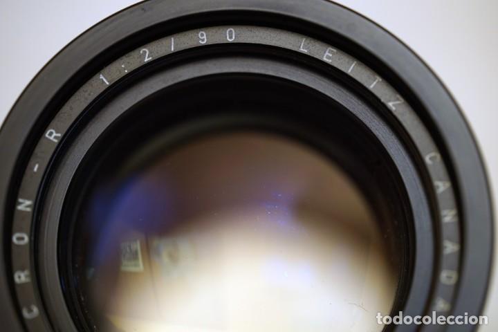 Cámara de fotos: OBJETIVO LEICA SUMMICRON-R 90MM F2 - Foto 18 - 228188100