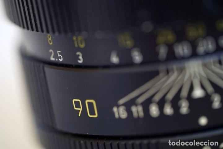 Cámara de fotos: OBJETIVO LEICA SUMMICRON-R 90MM F2 - Foto 24 - 228188100