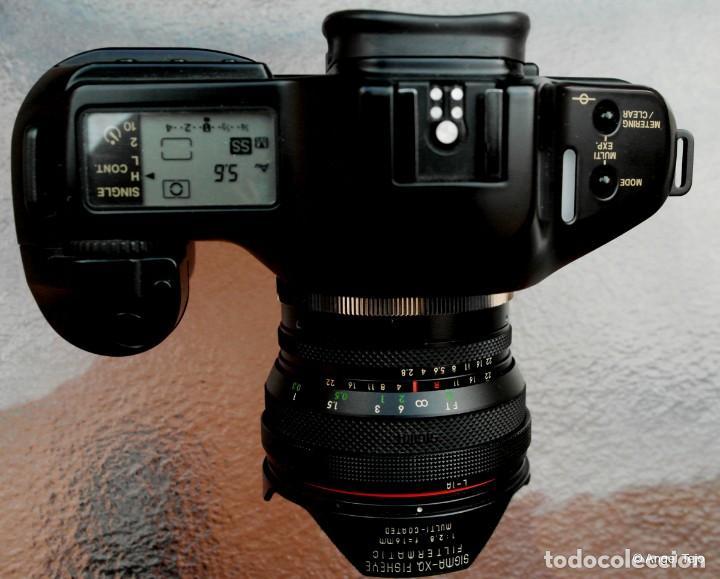 Cámara de fotos: Canon T90 CUERPO DE CÁMARA.IMPECABLE. - Foto 3 - 230018890