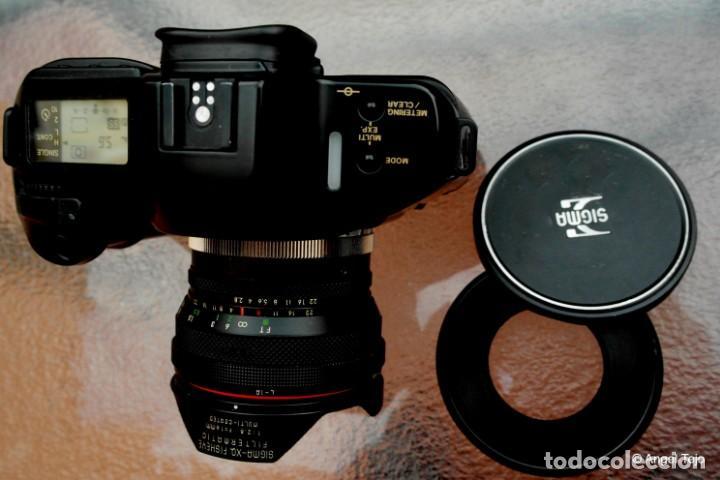 Cámara de fotos: Canon T90 CUERPO DE CÁMARA.IMPECABLE. - Foto 5 - 230018890