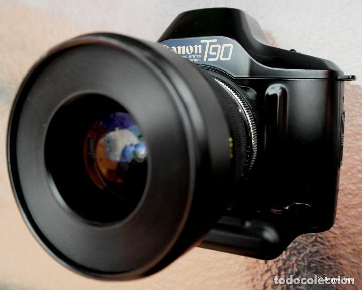 Cámara de fotos: Canon T90 CUERPO DE CÁMARA.IMPECABLE. - Foto 6 - 230018890