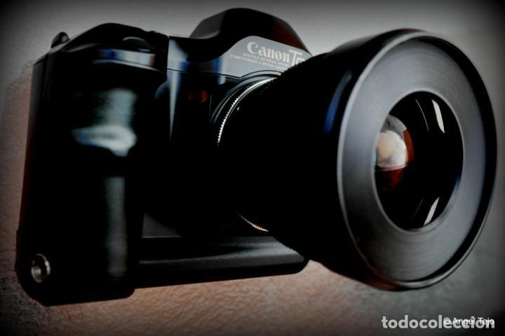 Cámara de fotos: Canon T90 CUERPO DE CÁMARA.IMPECABLE. - Foto 7 - 230018890