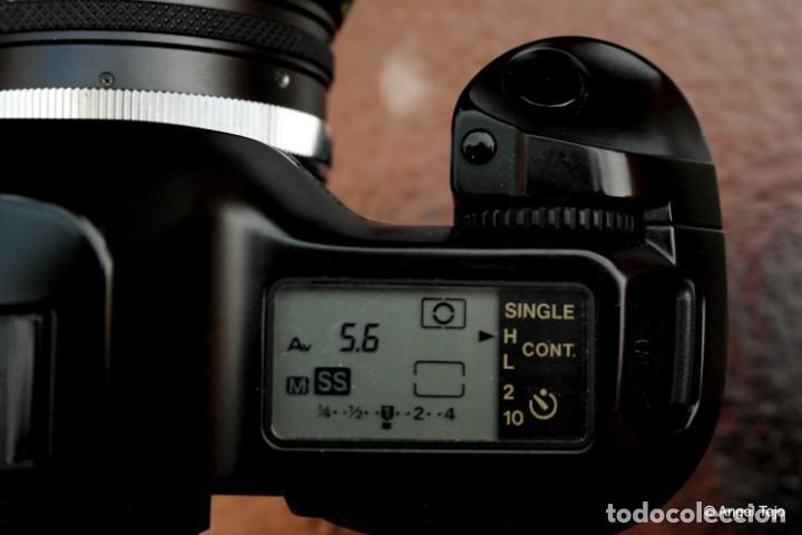 Cámara de fotos: Canon T90 CUERPO DE CÁMARA.IMPECABLE. - Foto 10 - 230018890