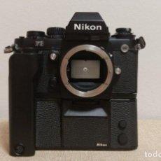 Cámara de fotos: NIKON F3 + UNIDAD DE MOTOR MD-4. Lote 231255170