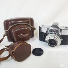 Cámara de fotos: VOIGTLANDER ULTRAMATIC. 1962. ESTADO DE MUSEO.. Lote 232722850