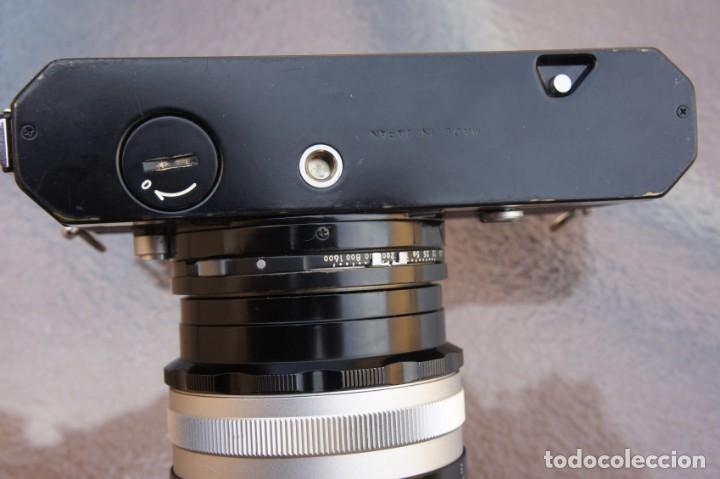 Cámara de fotos: NIKKORMAT FTN Negra (Cuerpo de latón).+ Nikon 200 mm F/4 - Foto 6 - 233509040