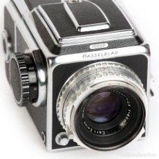 Cámara de fotos: HASSELBLAD 1000F + CARL ZEISS TESSAR 80MM/2.8. Lote 233922645