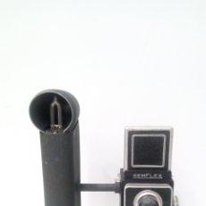 Cámara de fotos: ANTIGUA Y PRECIOSA CÁMARA REFLEX SEMFLEX STANDARD 6X6 DE 1950 CON FLASH INCORPORADO.. Lote 235324755