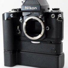 Cámara de fotos: NIKON F2A BLACK CON MOTOR.ÍMPECABLE, COMO NUEVA.. Lote 235325520