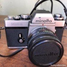 Câmaras de fotos: CÁMARA MINOLTA XE-1 ROTA. Lote 235922995