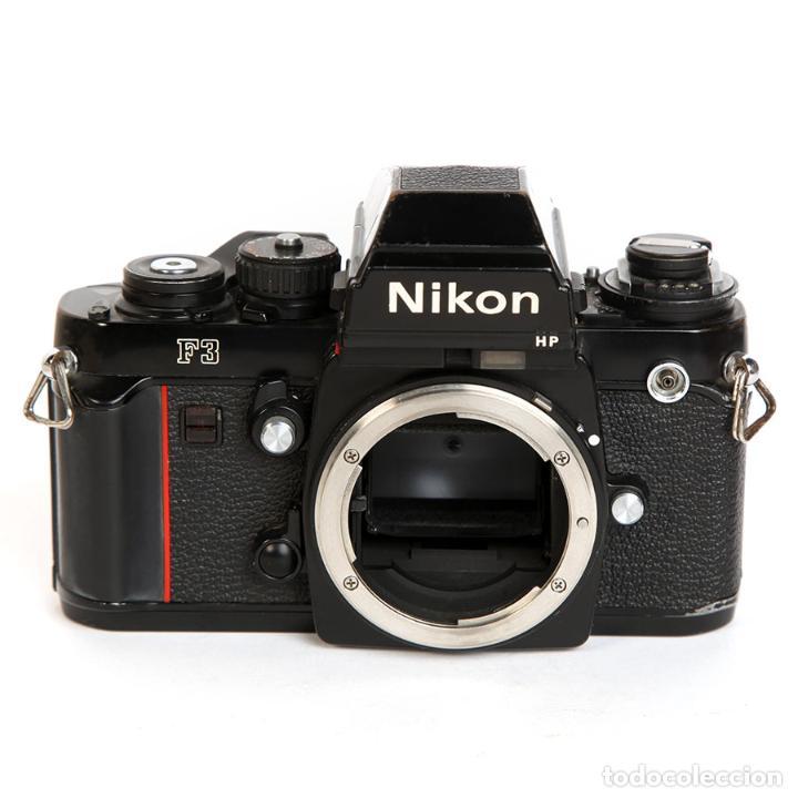 Cámara de fotos: NIKON F3 HP + MOTOR NIKON MD-4 + NIKKOR 50MM F1.8 AIS - Foto 14 - 240734980
