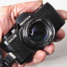 Câmaras de fotos: PENTAX AUTO 110 LA RÉFLEX MÁS PEQUEÑA.. Lote 241313380
