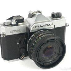 Cámara de fotos: FUJICA STX-1 MADE IN JAPAN CON OBJETIVO. Lote 242288995