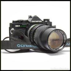 Cámara de fotos: OLYMPUS OM-2 SP, CÁMARA OLYMPUS OM-2 SPOT PROGRAM. Lote 243191280