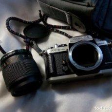Cámara de fotos: YASHICA FX-3 SUPER 2000 CON LENTE YASHICA 35-70 MM. Lote 243631900