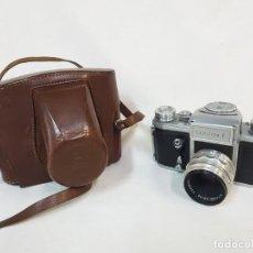Cámara de fotos: ZEISS IKON CONTAX E. 1956.. Lote 245110080