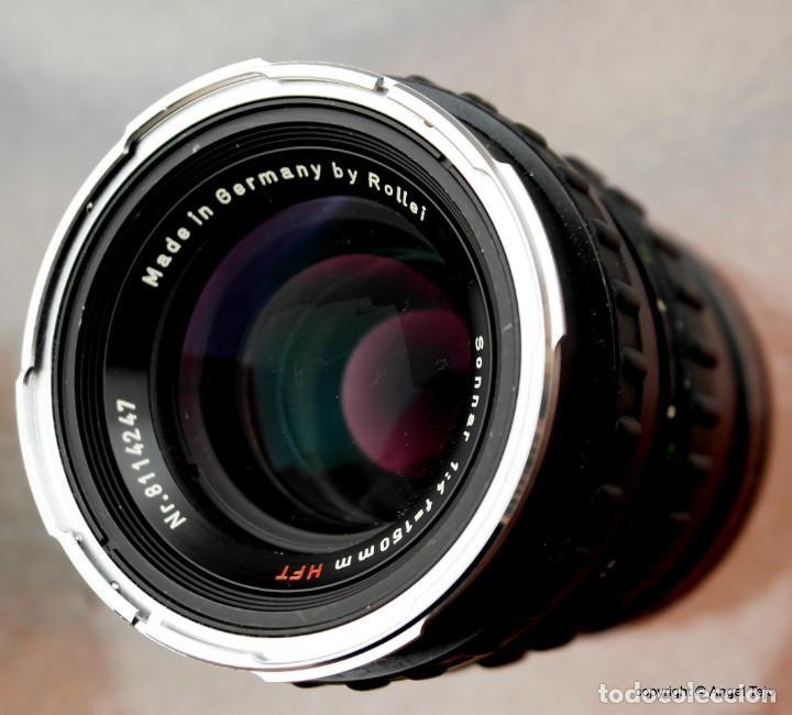 Cámara de fotos: Equipo completo Rolleiflex 6008 Professional SRC 1000.+ 3 lentes. - Foto 7 - 245198805