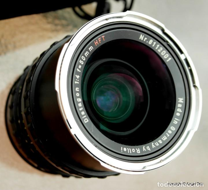 Cámara de fotos: Equipo completo Rolleiflex 6008 Professional SRC 1000.+ 3 lentes. - Foto 10 - 245198805