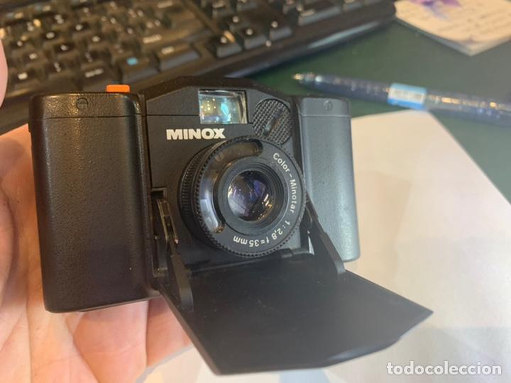 Cámara de fotos: Cámara compacta Minox 35 GL - 35mm para coleccionistas ver fotos - Foto 6 - 246631040