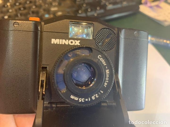 Cámara de fotos: Cámara compacta Minox 35 GL - 35mm para coleccionistas ver fotos - Foto 7 - 246631040