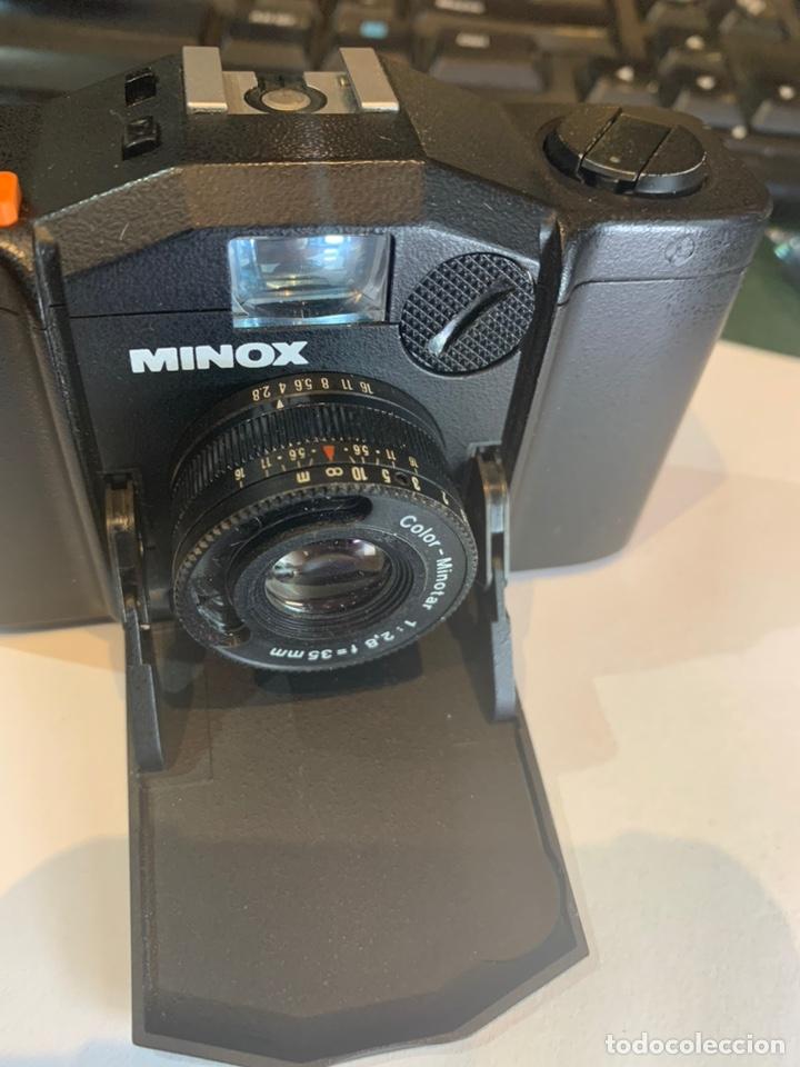 Cámara de fotos: Cámara compacta Minox 35 GL - 35mm para coleccionistas ver fotos - Foto 9 - 246631040