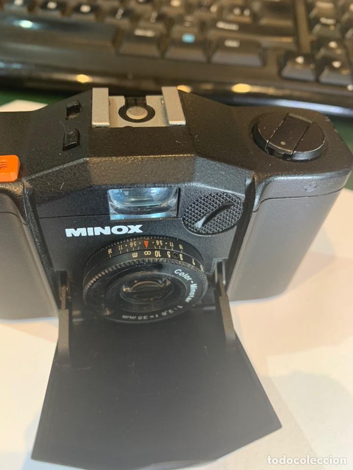 Cámara de fotos: Cámara compacta Minox 35 GL - 35mm para coleccionistas ver fotos - Foto 10 - 246631040