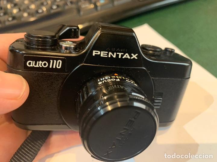 Cámara de fotos: Cámara Pentax Auto 110 año 1978 para coleccionista - Foto 2 - 246653660