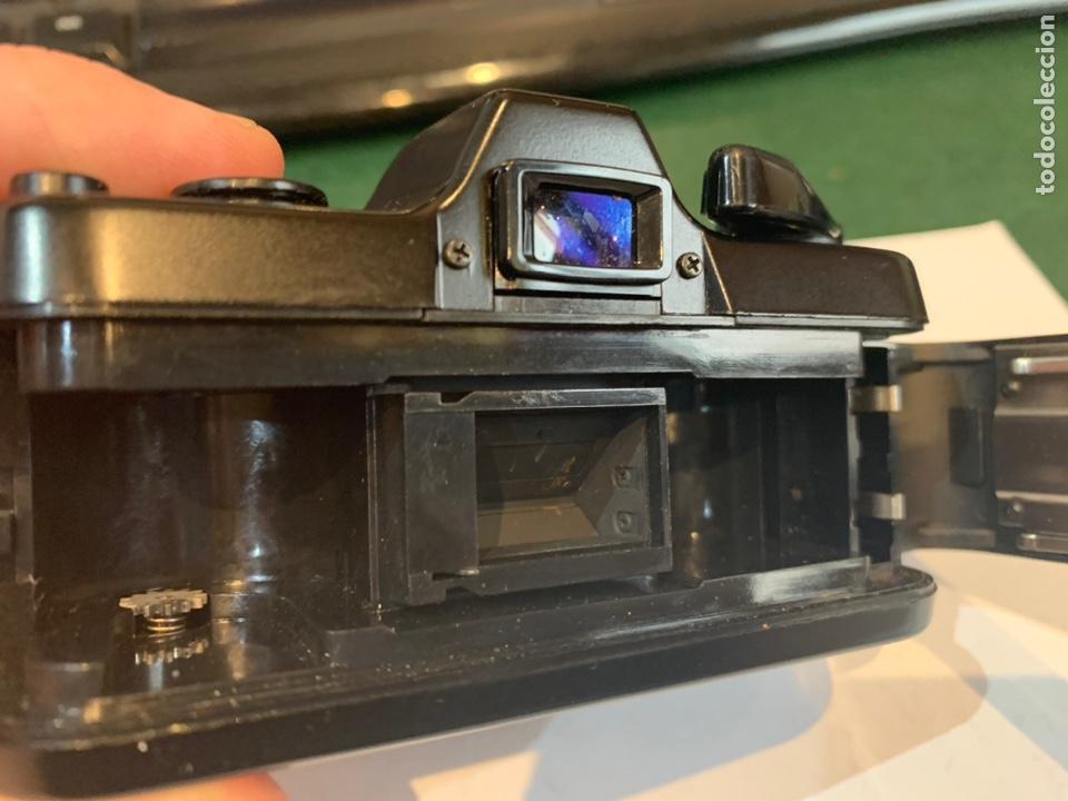 Cámara de fotos: Cámara Pentax Auto 110 año 1978 para coleccionista - Foto 12 - 246653660