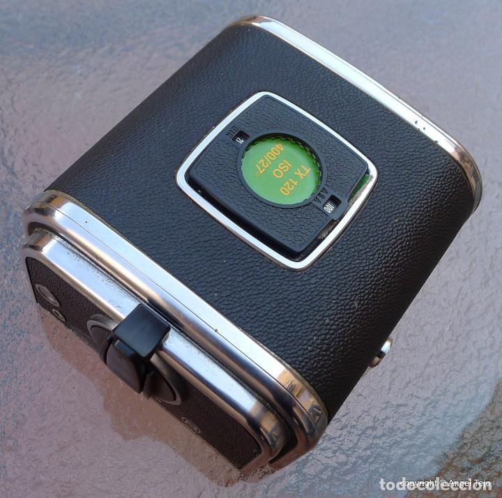Cámara de fotos: HASSELBLAD 500 CM CLASSIC. Planar 80 F/ 2,8 T*.CF Series, Chasis A-12. - Foto 3 - 246706970