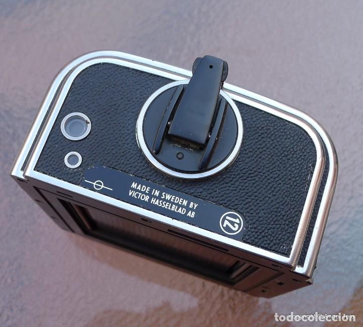 Cámara de fotos: HASSELBLAD 500 CM CLASSIC. Planar 80 F/ 2,8 T*.CF Series, Chasis A-12. - Foto 4 - 246706970