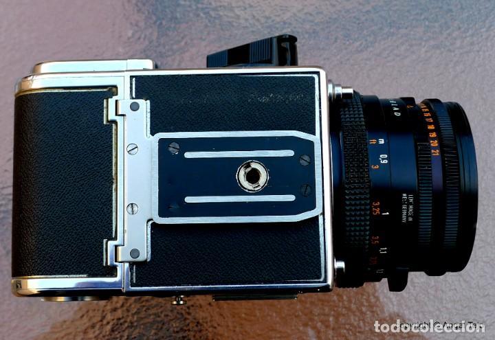Cámara de fotos: HASSELBLAD 500 CM CLASSIC. Planar 80 F/ 2,8 T*.CF Series, Chasis A-12. - Foto 15 - 246706970