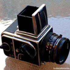 Cámara de fotos: HASSELBLAD 500 CM CLASSIC. PLANAR 80 F/ 2,8 T*.CF SERIES, CHASIS A-12.. Lote 246706970