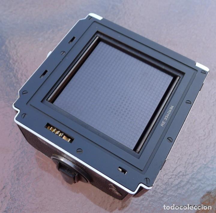 Cámara de fotos: HASSELBLAD 500 CM CLASSIC. Planar 80 F/ 2,8 T*.CF Series, Chasis A-12. - Foto 11 - 246706970