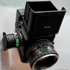 Cámara de fotos: EQUIPO COMPLETO ROLLEIFLEX 6008 PROFESSIONAL SRC 1000.+ 3 LENTES.. Lote 245198805