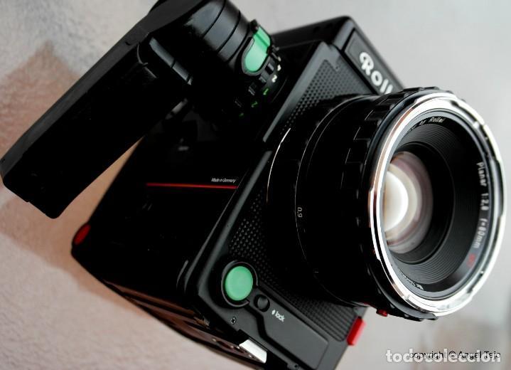 Cámara de fotos: Equipo completo Rolleiflex 6008 Professional SRC 1000.+ 3 lentes. - Foto 2 - 245198805