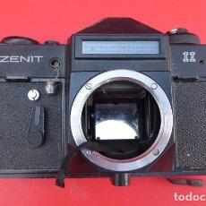 Cámara de fotos: CUERPO CAMARA REFLEX ZENITH, MODELO II,,PARA DESPIECES, DECORACION O COLECCION.AÑOS 90.. Lote 247799770