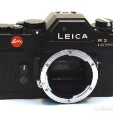 Cámara de fotos: LEICA R3 ELECTRONIC. Lote 248644525