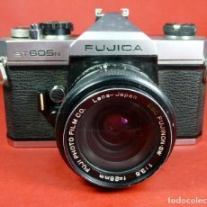 Câmaras de fotos: FUJICA ST605 N. Lote 249318200