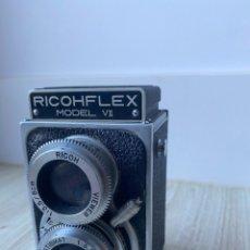 Cámara de fotos: ANTIGUA CAMARA RICOH FLEX MODELO VII TLR SIN PROBAR. Lote 249566640