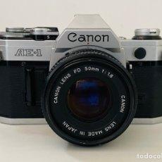 Câmaras de fotos: CANON AE-1. Lote 252094765