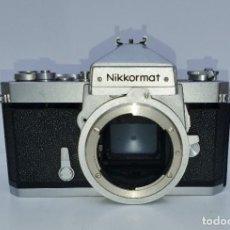 Cámara de fotos: NIKKORMAT FT N - Nº SERIE: 3594313. Lote 252360940