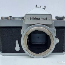 Cámara de fotos: NIKKORMAT FT N - Nº SERIE: 3774702. Lote 252363600