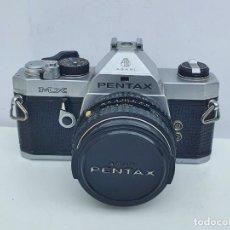 Câmaras de fotos: PENTAX MX + SMC 50MM F: 2. Lote 252380285