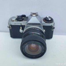 Câmaras de fotos: PENTAX ME SUPER CON OBJETIVO REVUENON F=28-50MM / 1:3,5 - 4,5. Lote 252382050