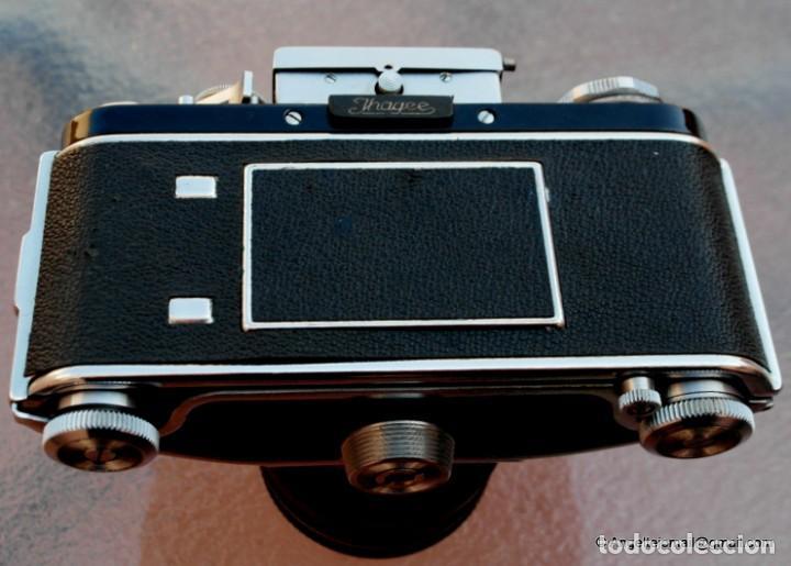 Cámara de fotos: EXAKTA VAREX CLÁSICA CON 35 MM MACRO.Mod. VX IIa + zoom 90-190 - Foto 8 - 252490080