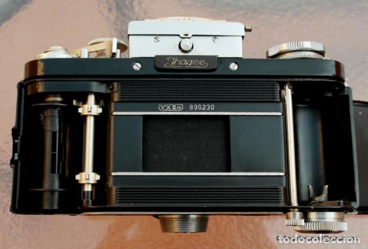 Cámara de fotos: EXAKTA VAREX CLÁSICA CON 35 MM MACRO.Mod. VX IIa + zoom 90-190 - Foto 10 - 252490080