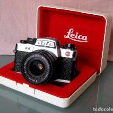 Cámara de fotos: LEICA R6 CON ELMARIT 2.8/35 - NECESITA SERVICIO TÉCNICO. Lote 253870850