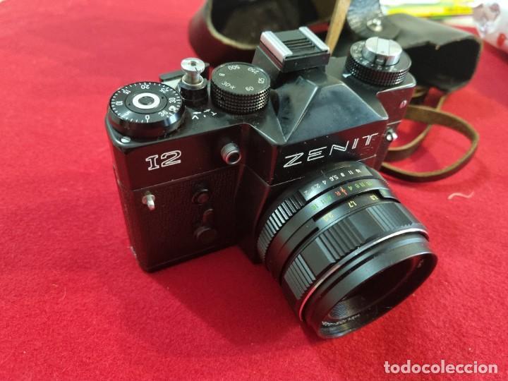 Cámara de fotos: Camara de foto ZENIT 12 - Foto 4 - 254040335