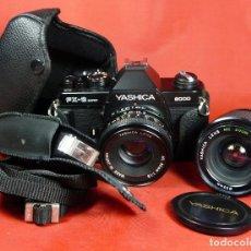 Cámara de fotos: EQUIPO YASHICA FX-3 SUPER 2000 CON DEFECTOS. Lote 254735655